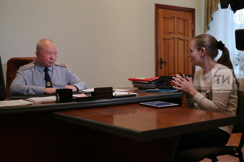 ИК-2 Интервью с начальником колонии