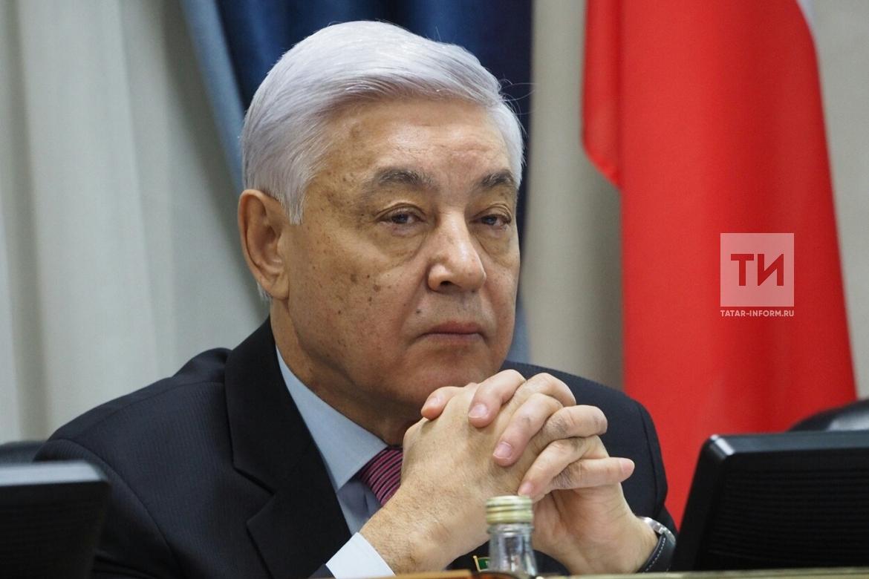 Коллегия Министерства юстиции РТ