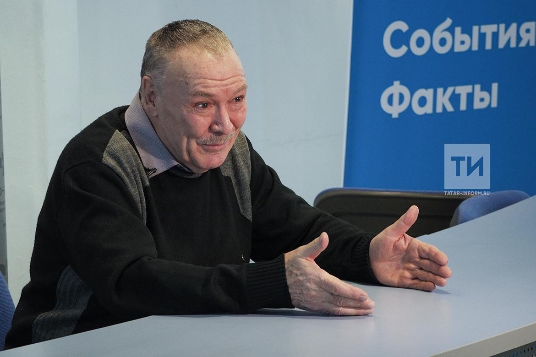 Камиль Валиев-актёр Альметьевского татарского драматического театра
