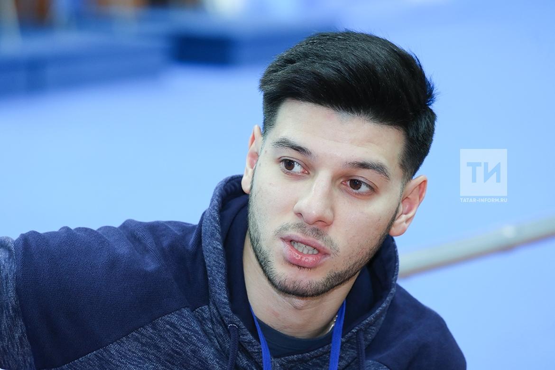 Эмин Гарибов менеджер сборной России по спортивной гимнастике