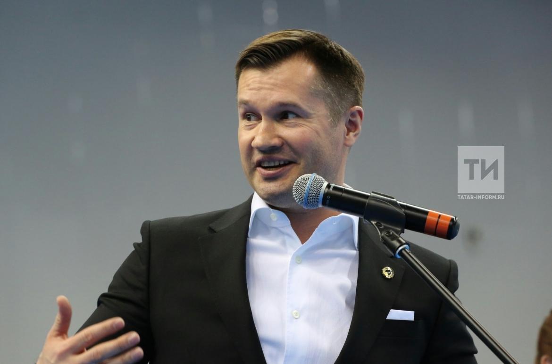 Открытие чемпионата России по спортивной гимнастике.