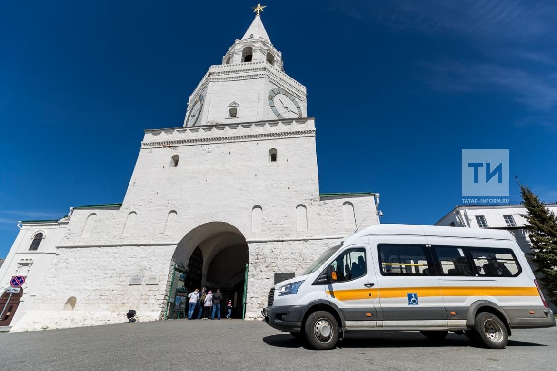 Спецтур по Казани для людей с ограниченными возможностями здоровья