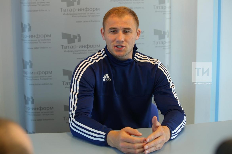 Интервью с чемпионом мира по борьбе на поясах Раилем Нургалиевым