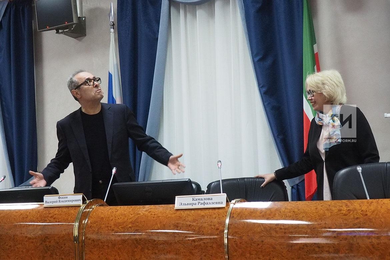 пресс-конференция гастроли Александринского театра
