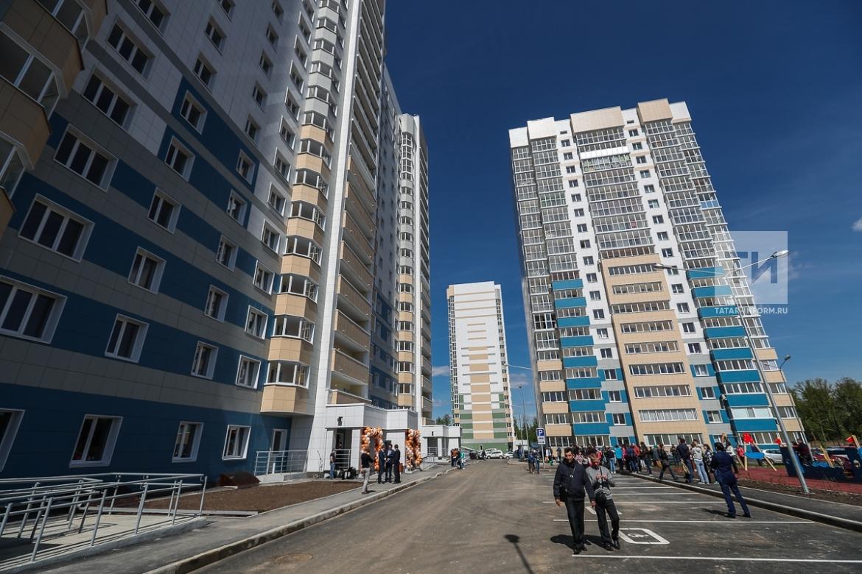 Торжественное заселение соципотечного дома микрорайона М-14