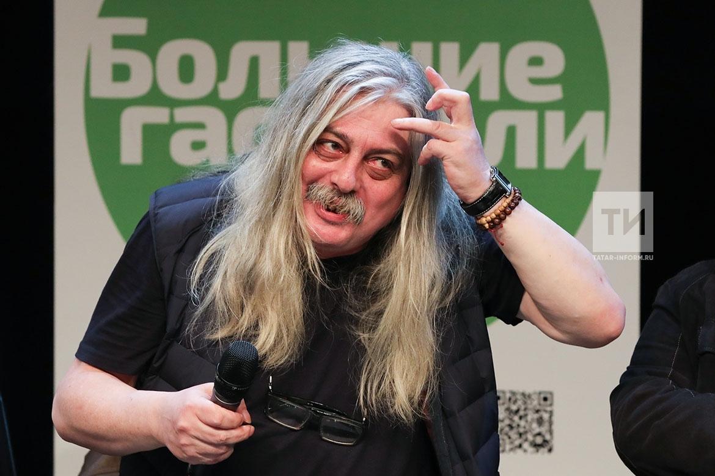 Открытие гастролей Санкт-Петербургского театра