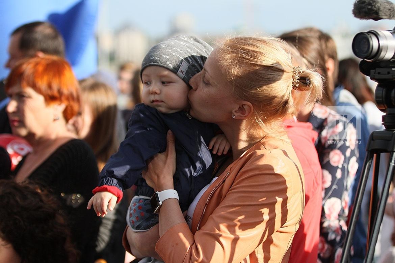 Фестиваль беременных и молодых мам