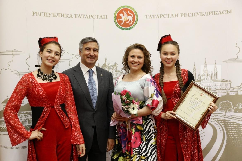 Награждение победителей фестиваля