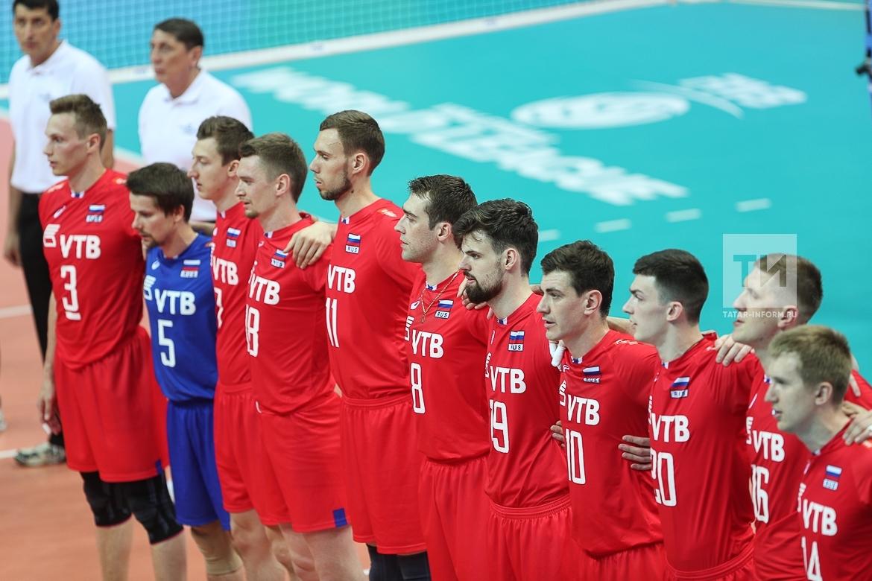 Волейбол. Мировая лига ФИВБ 2017. Россия - Аргентина