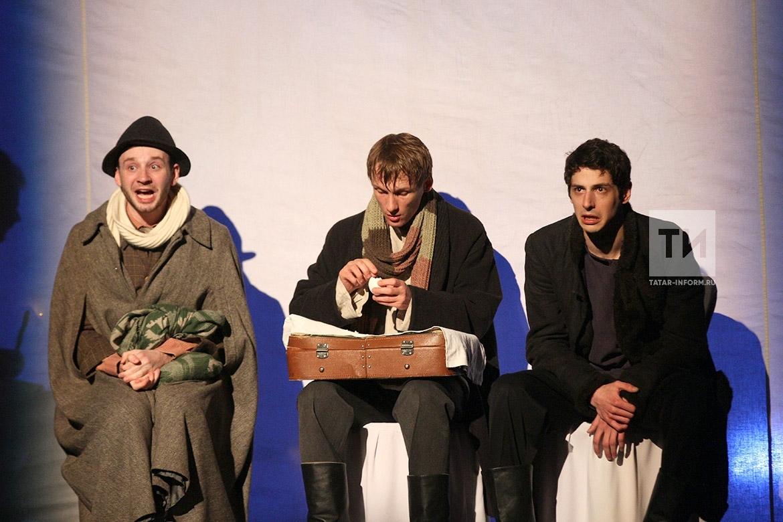 Спектакль «Идиот. Возвращение» в театре «Мастерская»