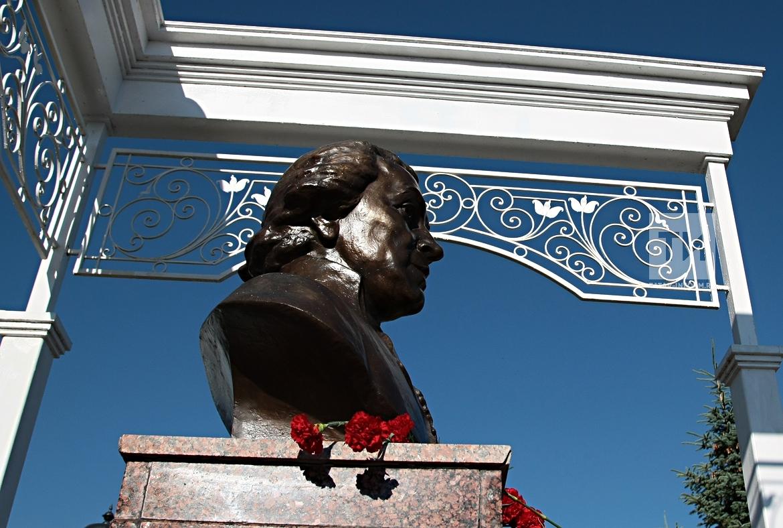 Праздник поэзии посвщенный 274-летию со Дня рождения Г. Державина