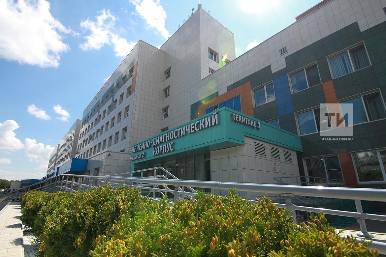 Передача высокотехнологичного медицинского оборудования для экстренного кровообращения для ДРКБ