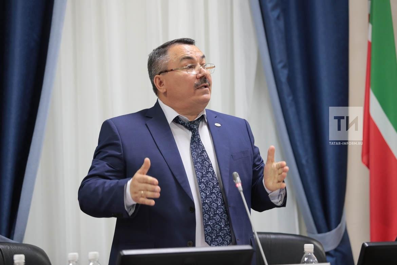 Работа секции Конгресса татар