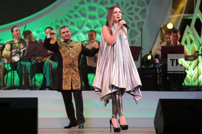 Концерт мастеров искусств для Конгресса татар