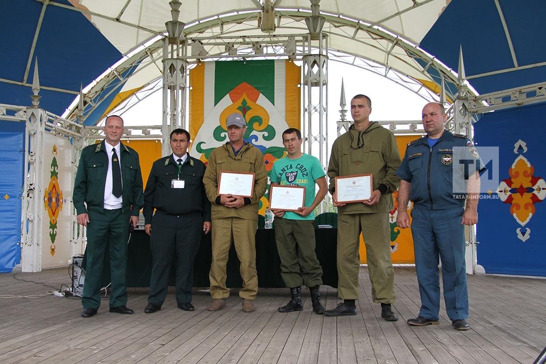 Конкурс Лучший лесной пожарный