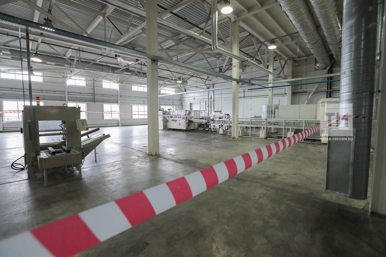 Пресс-тур на Завод по произведству синтетических моющих средств