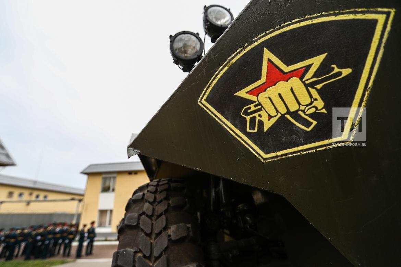 Юбилей отряда спецназа росгвардии «Барс»