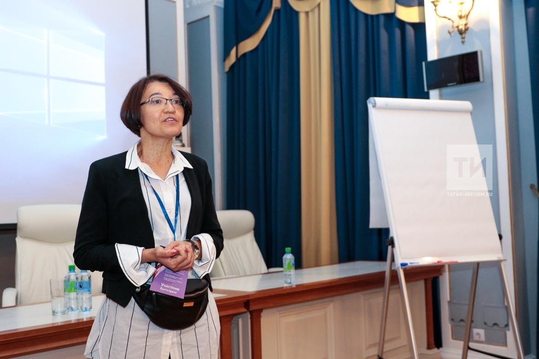 Мастер-класс Практикум по защите проектов на международных питчингах