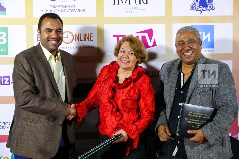 Соглашение о сотрудничестве подписали Казанский и Асуанский кинофестивали