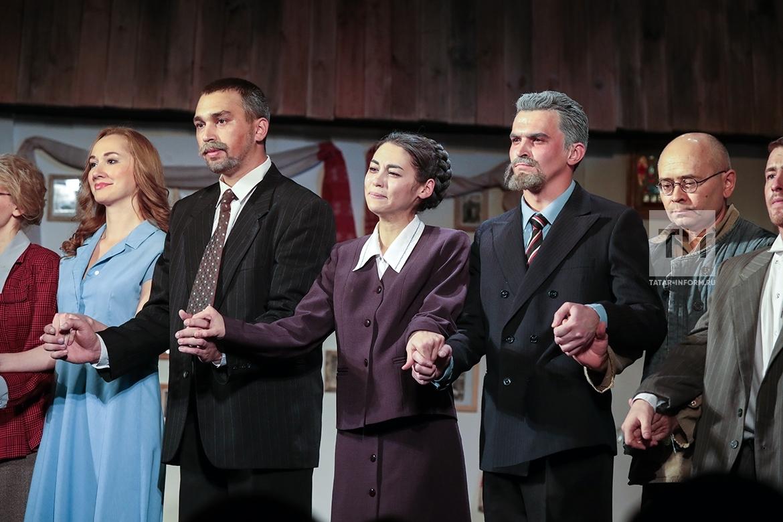 Атнинский театр открыл сезон премьерой спектакля