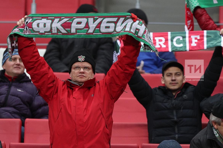 Матч РФПЛ: Рубин - Динамо