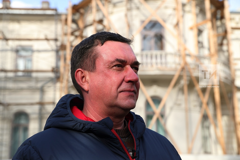Интервью с Амиром Абдуллиным, ГМИИ РТ