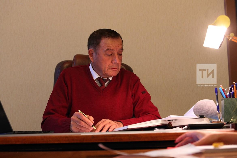 Интервью с Ахметом Мазгаровым, ВНИИУС