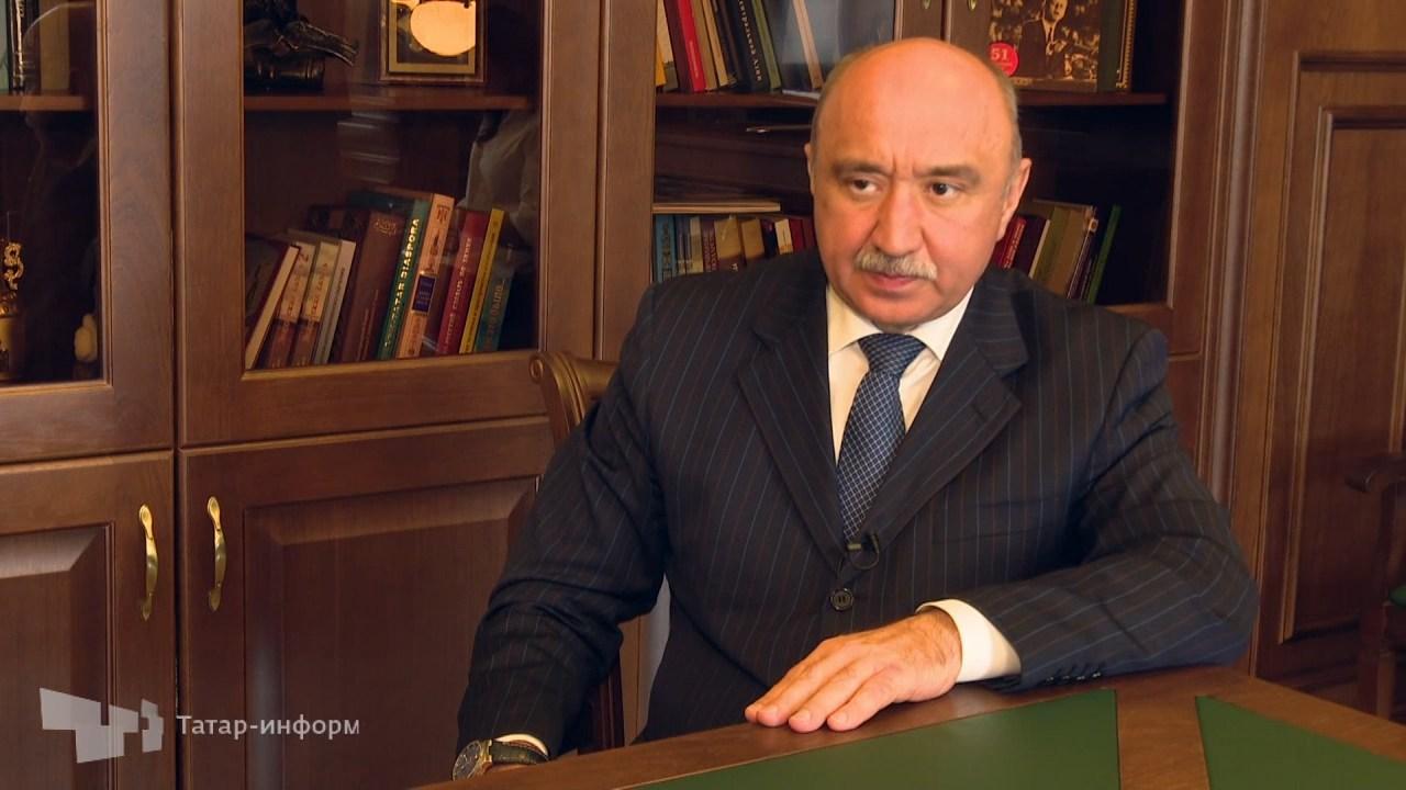 Интервью с ректором КФУ Ильшатом Гафуровым