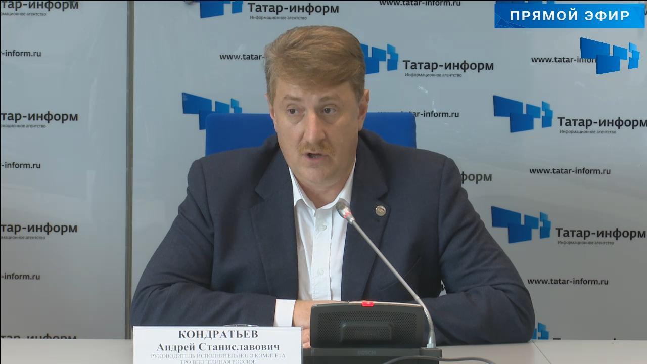 Андрей Кондратьев о старте нового сезона