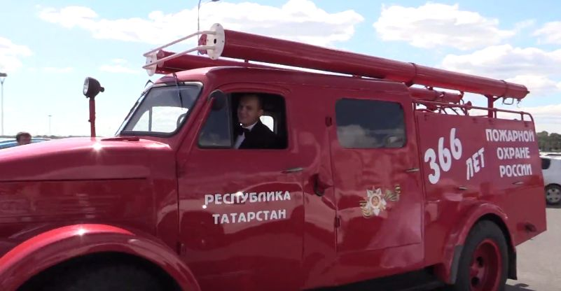 Глава МЧС России лично поймал в тайге Бурятии
