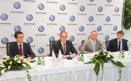 Официальный дилер Volkswagen в Казани