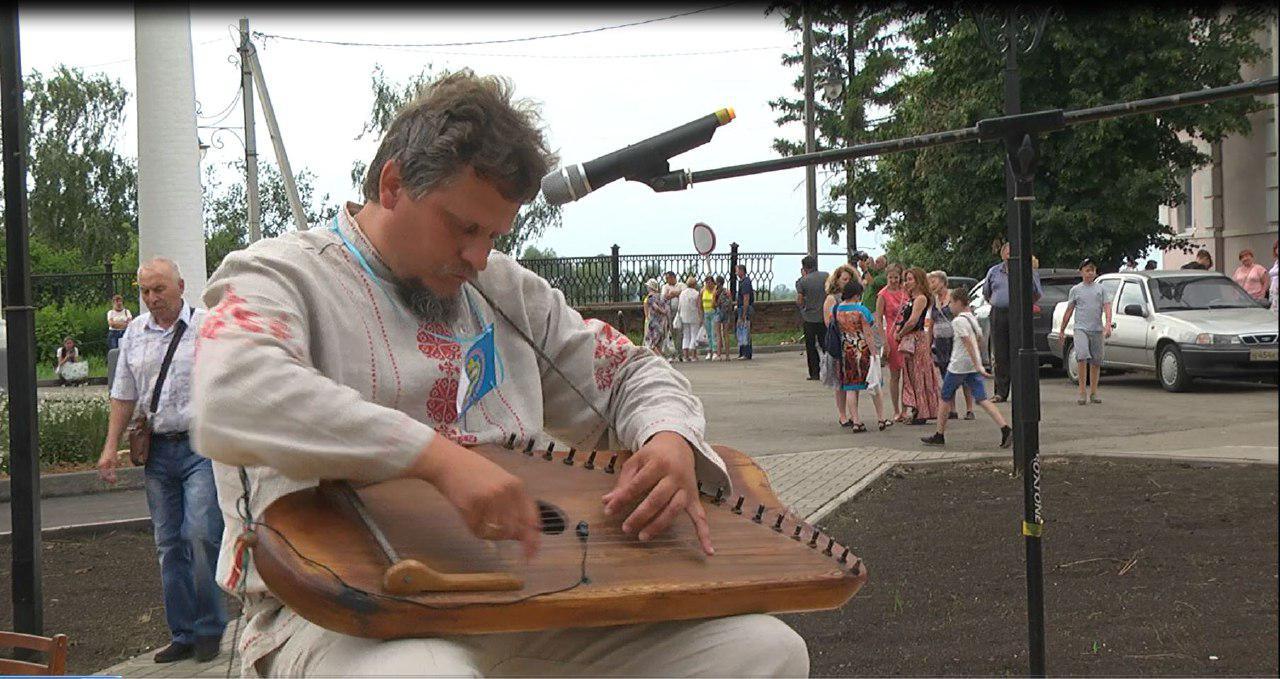 В Елабуге прошел звон-концерт в рамках Спасской ярмарки