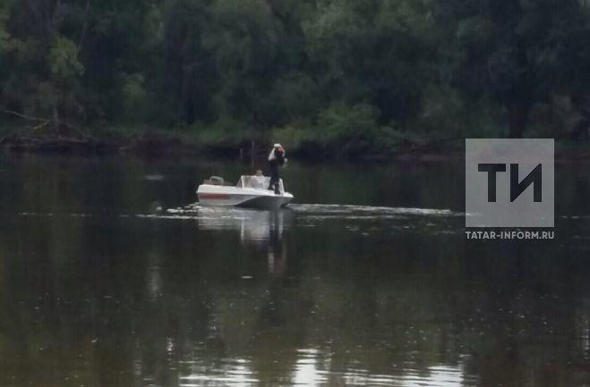 Фото: В Елабуге ищут утонувшего мужчину