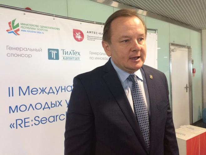Международный конгресс молодых ученых в медицине «RE:Search» открылся в Иннополисе