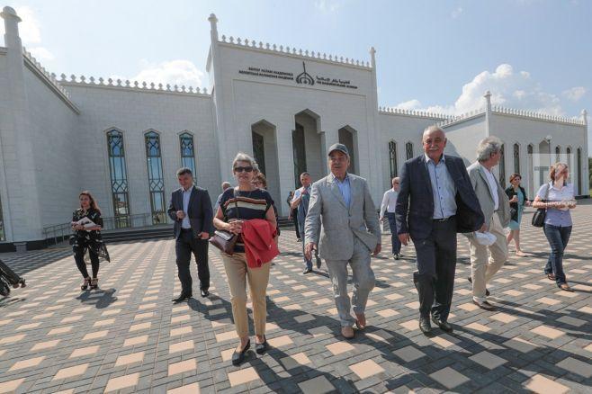 Минтимер Шаймиев: В создании исламской академии в Болгаре кроется духовное и нравственное значение