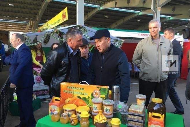 В Татарстане стартовал сезон сельскохозяйственных ярмарок