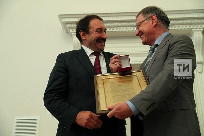 В Казани вручили международную Арбузовскую премию в области фосфорорганической химии