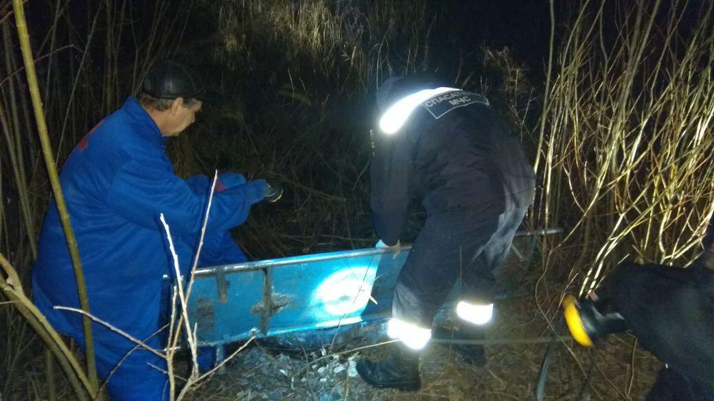 В Альметьевском районе найдено тело мужчины