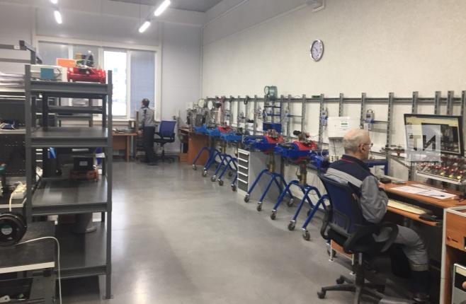Рустам Минниханов открыл новые производства в технополисе «Химград»